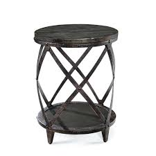 round accent table round accent table in charcoal and metal accent table cloth covers
