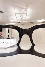 leo burnett office. giant pair of glasses in leo burnett office5 office