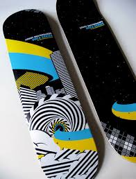 cool skateboard ...