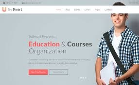 Templates For Education 80 Best Education Website Templates Free Premium