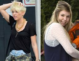 Dream Catcher Tattoo Miley Cyrus Cyrus vs Kailyn Lowry Who Has the Cuter Dreamcatcher Tattoo 85