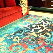 teal kitchen rugs turquoise and orange rug orange kitchen rugs teal kitchen rug orange kitchen rugs