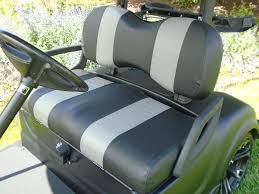 yamaha drive custom seat covers