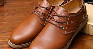 New Outdoor <b>Men Casual</b> Flat <b>Breathable Leather</b> Shoes | Flats ...