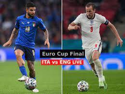 Italy vs England EURO 2020 Final Live ...
