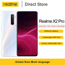 "<b>Realme</b> X2 Pro Cell <b>phones 6.5</b>"" Snapdragon 855 Plus Octa core ..."