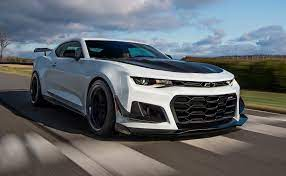 2021 Chevrolet Camaro Zl1 Review Pricing And Specs Camaro Zl1 Chevrolet Camaro Chevrolet Camaro Zl1