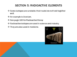 CH. 4: INTRODUCTION TO ATOMS SECTION 4-5: THE PERIODIC TABLE EQ ...