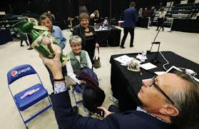 History comes alive at weekend antique appraisal fair | Local |  mtstandard.com