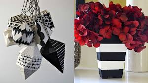 35 diy room decor ideas in black and