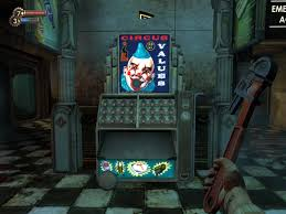 Bioshock Vending Machine Fascinating COMBATSIMCOM BioShock Walk Through Part 48 Medical Pavillion