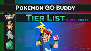 Pokemon Go Buddy Km Chart Pokemon Go Buddy Candy Distance Tier List Evolution