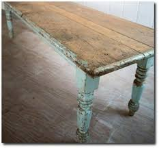 shabby chic couture furniture. Vintage Farmhouse Table From Rachel Ashwell Shabby Chic Couture Furniture