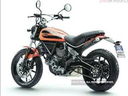 ducati india slashes price of scrambler range by rs 90 000 the