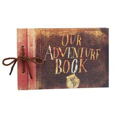 farway our adventure book diy sbook pixar up al plain papers light brown pages for