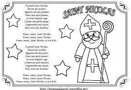 Coloriage Dessiner Saint Nicolas Et Son Ane Coloriage Petits Ecoliers L