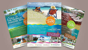 34 Travel Flyer Designs Word Psd Ai Eps Vector