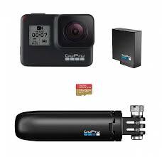 Купить <b>Набор</b> GoPro HERO7 Black Special Bundle (CHDRB-701) в ...