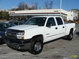 2005 Summit White Chevrolet Silverado 2500HD Work Truck Crew Cab ...