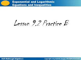 13 lesson 9 2 practice b