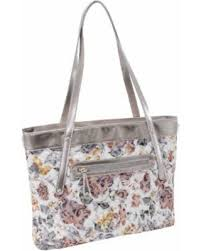 Check Out These Bargains on Parinda Fiona Floral Quilted Carry-all ... & Parinda Fiona Floral Quilted Carry-all Tote Bag (Quilted Floral Pattern),  Women's Adamdwight.com