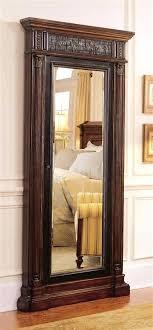 furniture seven seas floor mirror w jewelry storage mirrored closet park
