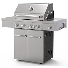 kitchenaid 740 0781. amazon.com: nexgrill 720-0954 4-burner propane gas grill in stainless steel: electronics kitchenaid 740 0781