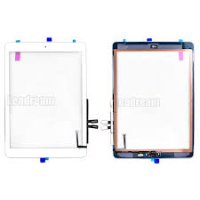 <b>10pcs</b>/<b>lot Touch Screen</b> Digitizer For iPad 6 6th Generation 9.7 inch ...