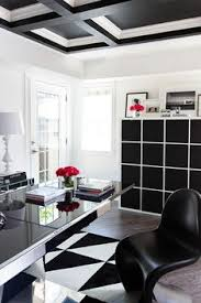 Chic office design Wedding Planner Get The Look Hollywood Glam Black And White Office Space Pinterest 478 Best Chic Office Spaces Images In 2019 Desk Office Spaces