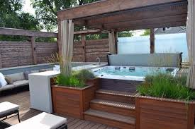 hot tub designs and layouts