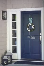 front doors with side windowsThe Lilac Lobster blog  front door colors maybe windows on the