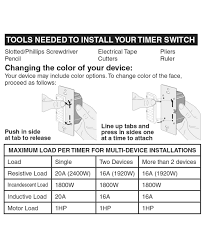 every household can benefit from adding a preset bath fan timer leviton timer switch wiring diagram leviton preset countdown bath timer cover color change