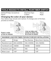 leviton timer switch wiring diagram leviton image adding a preset bath fan timer diy house help on leviton timer switch wiring diagram