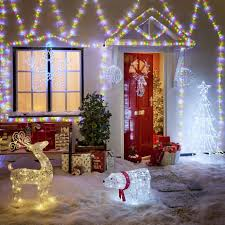 outdoor christmas lighting. Which Means It\u0027s Time For Your Home To Undergo A Festive Transformation, Inside And Out. One Thing\u0027s Sure, No Christmas Makeover Is Outdoor Lighting