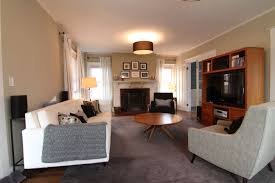 beautiful drum chandelier for lighting ideas mid century white sofa with round coffee table and