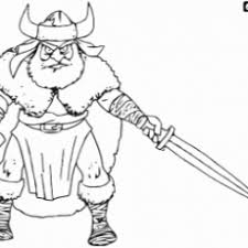 Viking Coloring Pages Coloring Design
