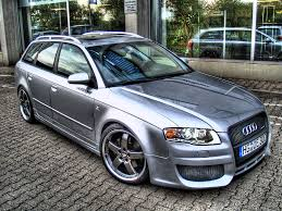 AUDI RS4 Avant HDR by ROM1GTO on DeviantArt