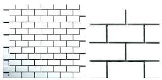 ceramic tile that looks like brick pavers dimensional mosaic ceramics white tiles bathroom kitchen b