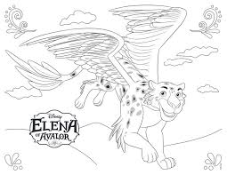 Elena Of Avalor Magical Flying Jaquin