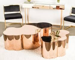 Yes, please add me to the kate spade new york mailing list. S5111 Kate Coffee Table In Rose Gold Statements By J