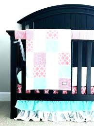 pink crib bedding sets bright baby boy girl nursery set the peanut shell a