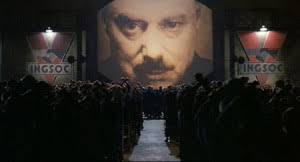 john hurt v for vendetta. Delighful Hurt V For Vendetta  Chancellor Sutler 1984 Big Brother Intended John Hurt