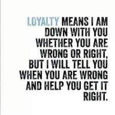 Loyalty Saying on Pinterest | Quotes About Loyalty, Family Loyalty ... via Relatably.com