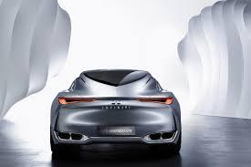 Infiniti Q80 Hybrid Luxury Saloon To Go Against Merc S-Class ...