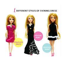 chenghai 11 5 inch barbie fashion games barbie makeup games china