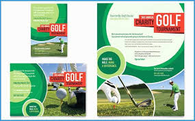 Golf Invitation Template Free Golf Invitation Template Wonderfully Golf Tournament Flyer Ad