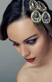 glamour makeup with 1920s makeup with 1920s inspired makeup makeup