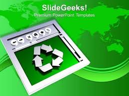 Recycling Powerpoint Templates Mwb Online Co