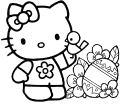Disegni Da Colorare Hello Kitty Per Stampe Da Colorare Colorate Con