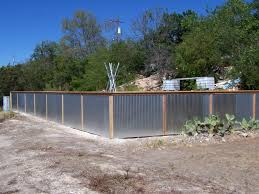 sheet metal fence how to build sheet metal fence corrugated metal fence panels corrugated metal fence
